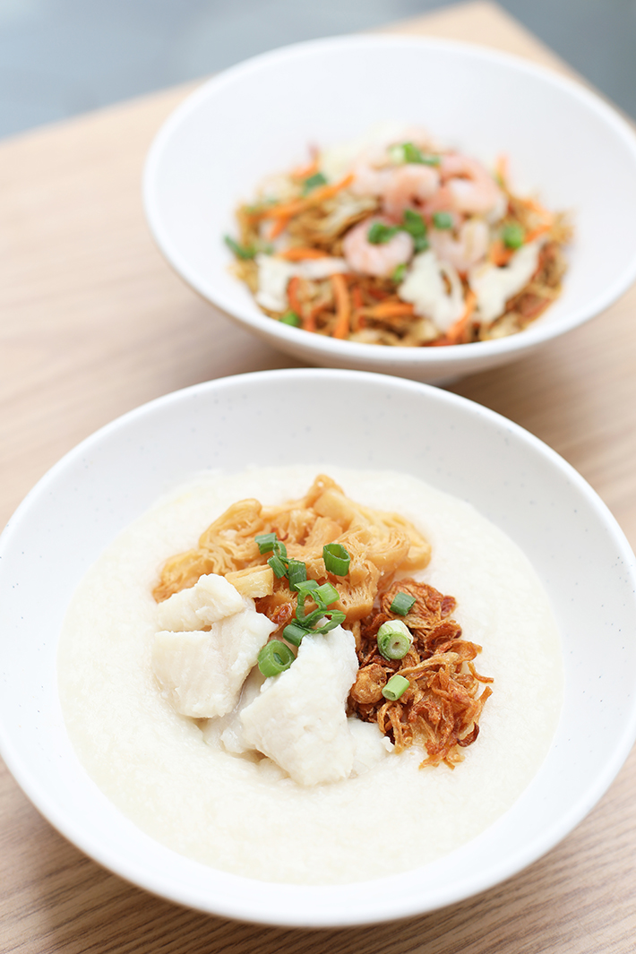 Ruyi Fish Porridge