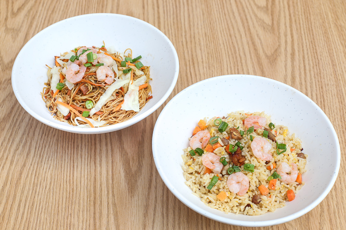 Ruyi Fried Noodles and Fried Rice