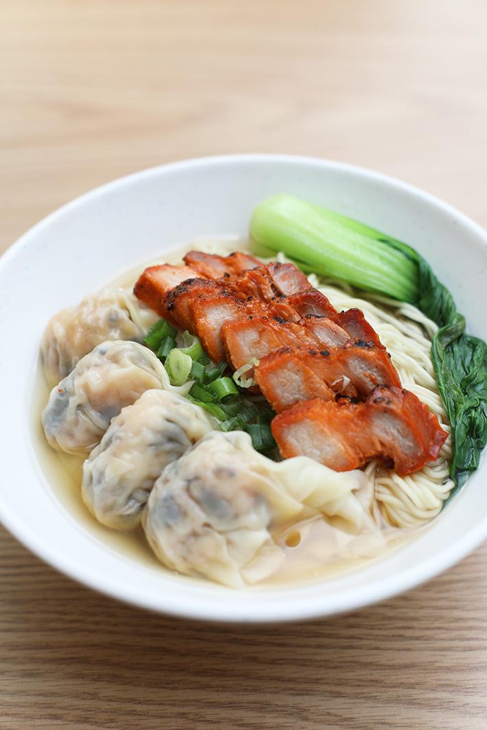 Ruyi Wanton Noodle Soup