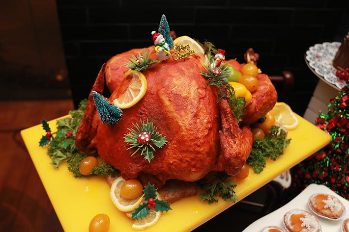 Spice Brasserie Tandoori Turkey