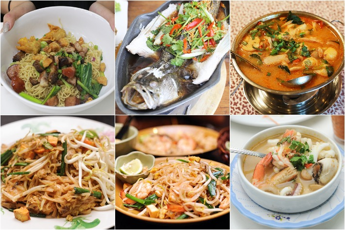 Affordable Thai Food In Singapore