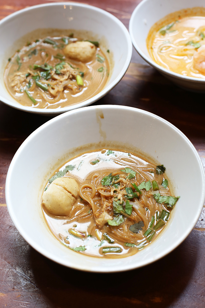 Amphawa Chicken Boat Noodle