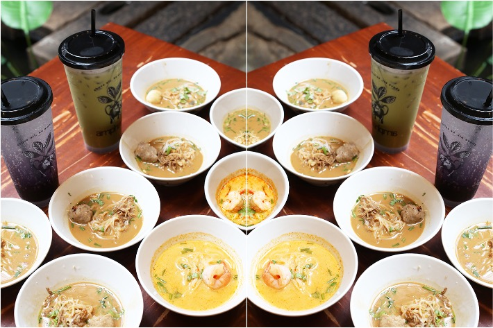 Amphawa Thai Boat Noodles