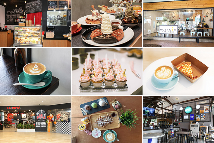 Cafes in the North