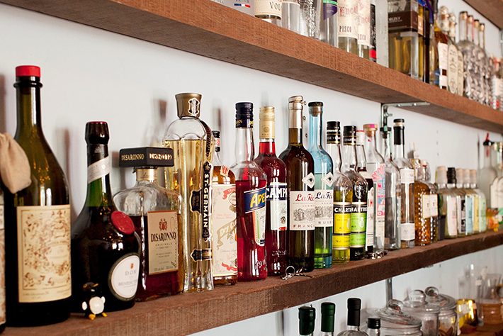 Casa Poncho Liquor