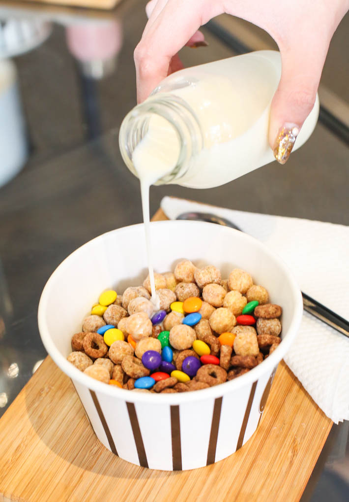 Costura Cereal