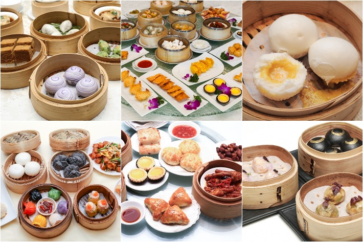 Dim Sum Restaurants in Singapore
