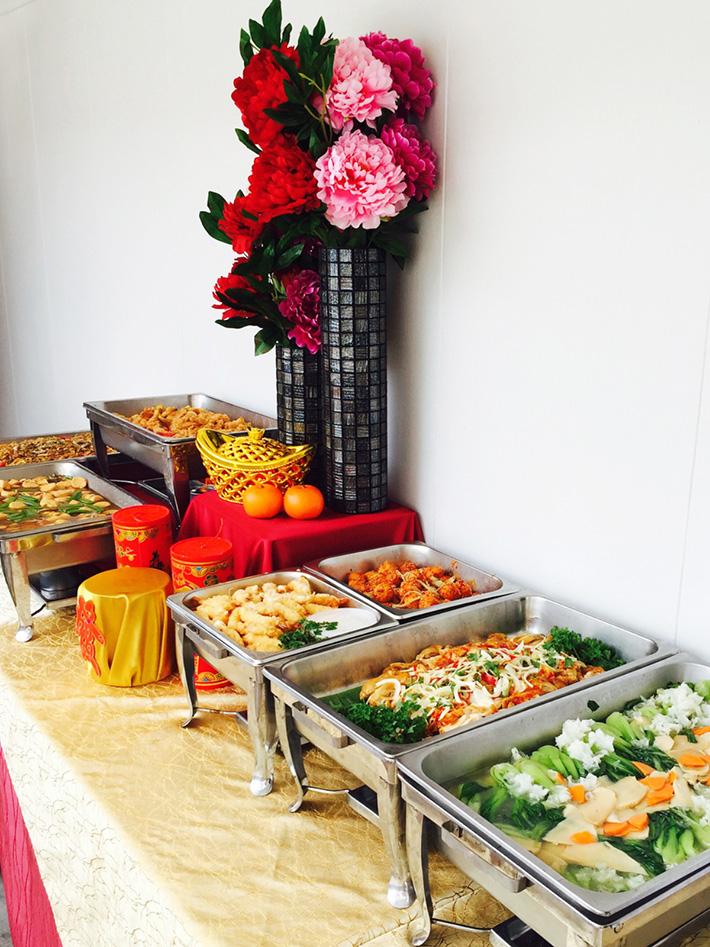 FoodLine CNY 2018 Catering 2