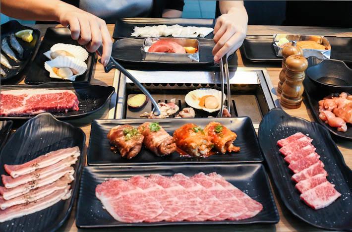 Gyuu+ Food