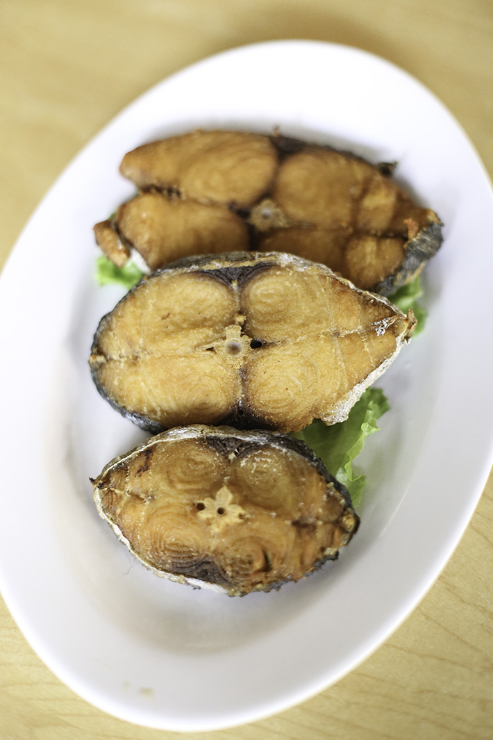 Heng Hua Restaurant Deep Fried Tenggui Fish
