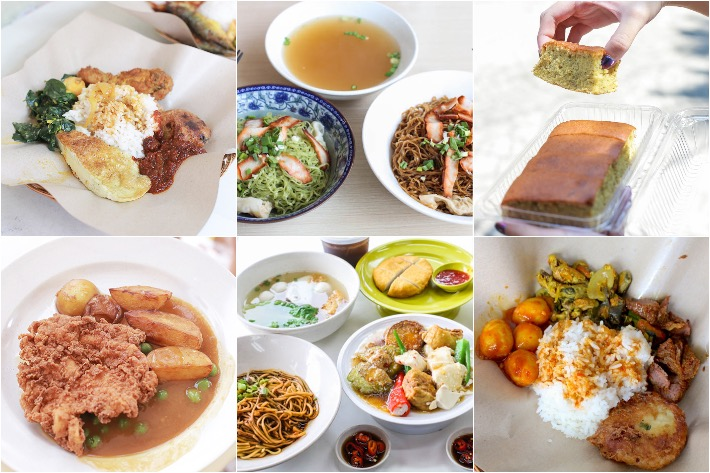 JB Food Itinerary