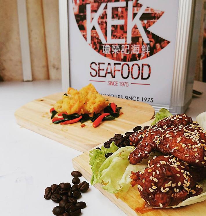 KEK Seafood