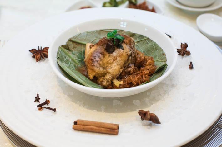 Man Fu Yuan Glutinous Rice