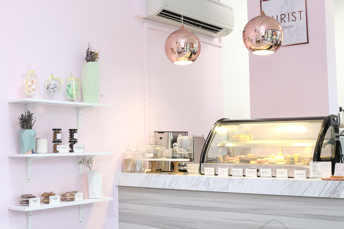 Purist Patisserie Interior