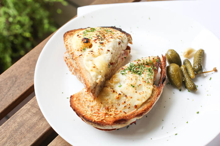 Summer Hill Croque Monsieur