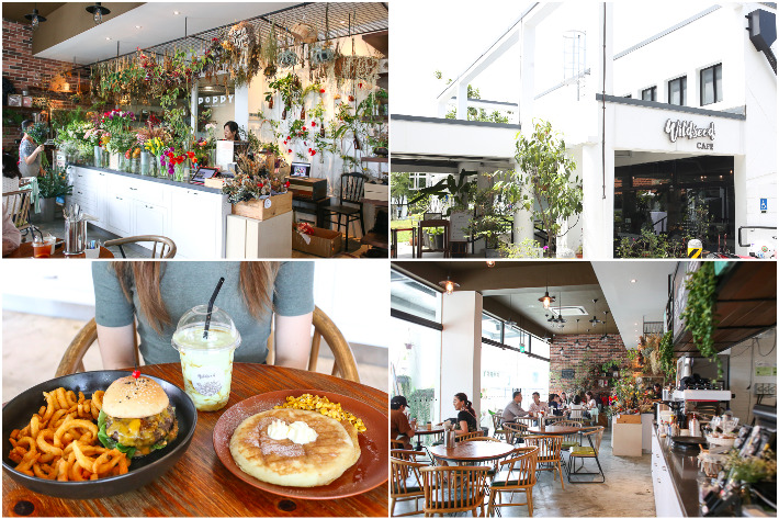 Wildseed Cafe & Bar Collage