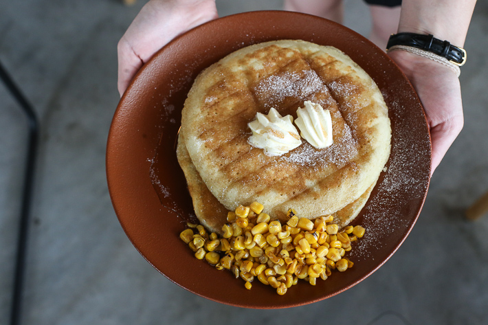 Wildseed Cafe & Bar Highland Pancakes
