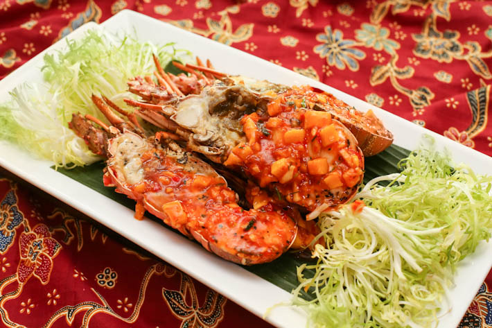 PARKROYAL Kitchener Assam Manis Lobster