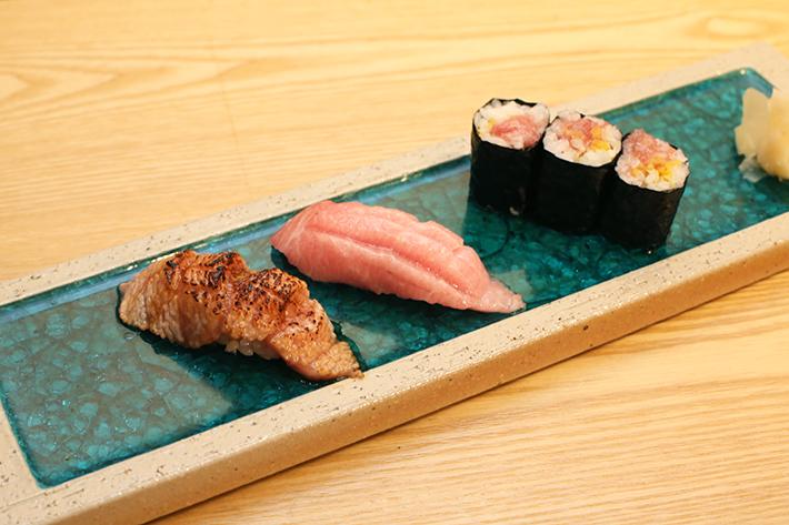 Sushi Jiro Aburi Otoro