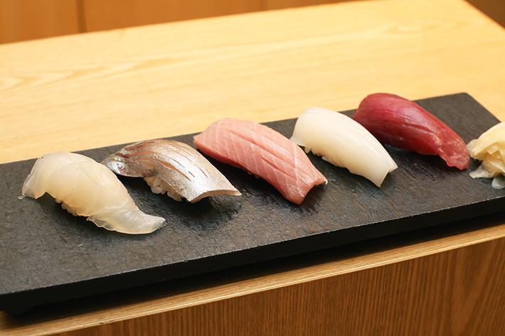 Sushi Jiro Nigiri Sushi