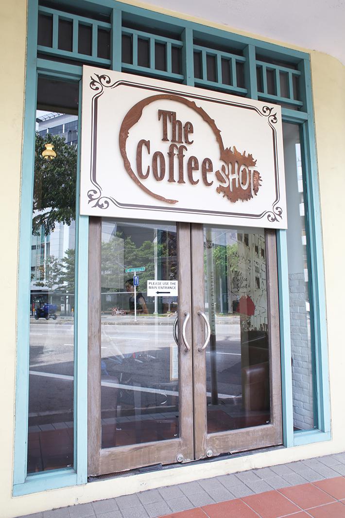 The Coffee Shot