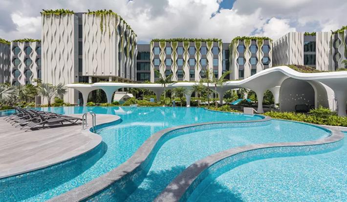 VILLAGE HOTEL SENTOSA
