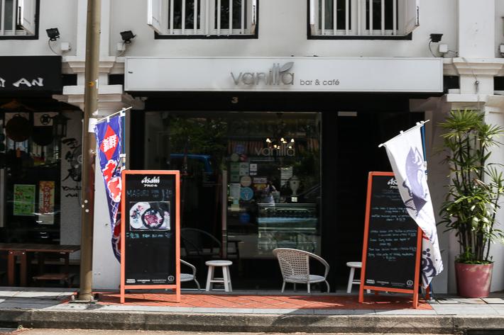 Vanilla Bar and Cafe