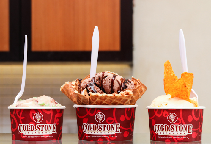 Cold Stone Creamery Ice Cream
