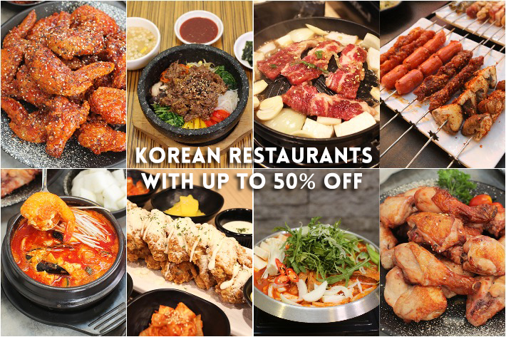 Eatigo Korean Food Deals
