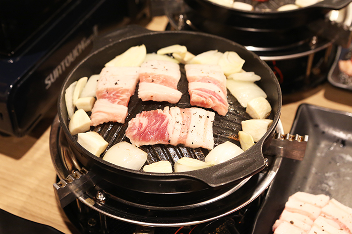 Guksu Barbecue Pork Belly