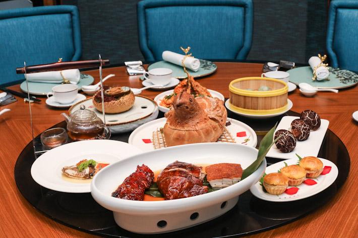 Hua Ting Cantonese Restaurant