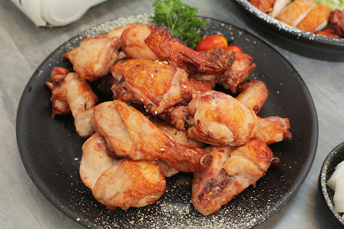 Oven & Fried Chicken Baked Chicken