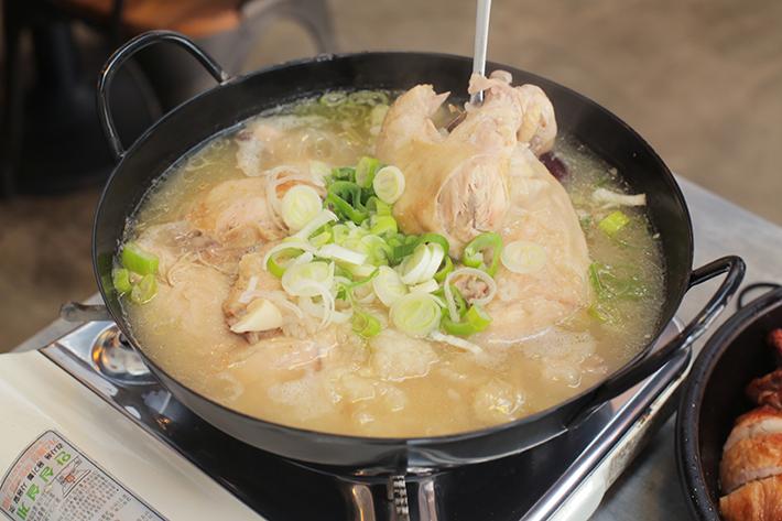 Oven & Fried Chicken Herbal Chicken