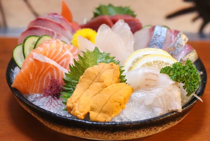 Tokusen Sashimi