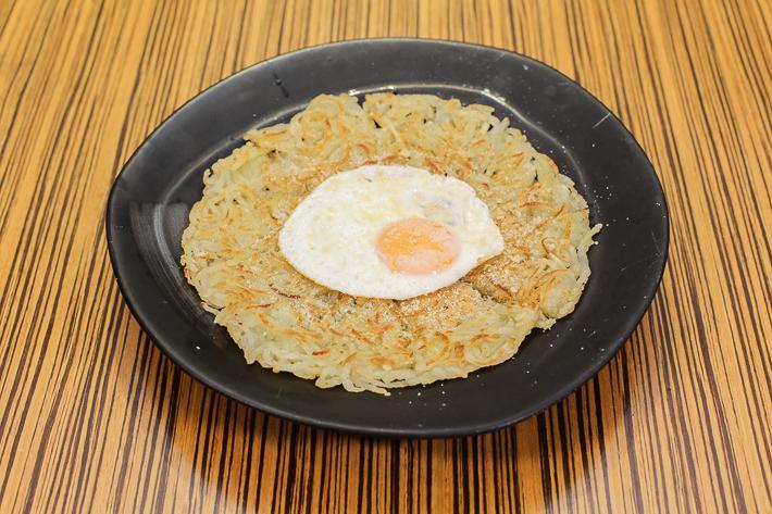 Kimchi Korean Restaurant Crispy Potato Pancake
