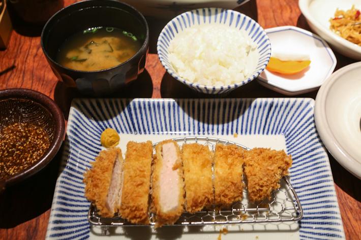 Anzu Pork Loin Katsu Set