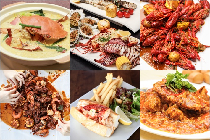 Best Seafood Restaurants in Singapore