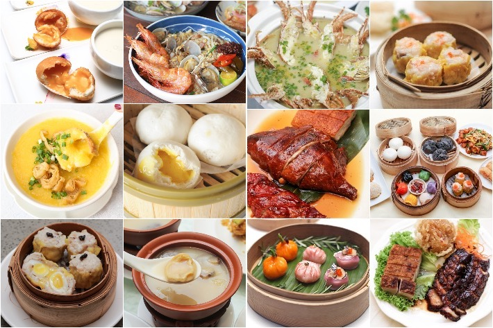 Chinese Restaurants In Singapore 2018