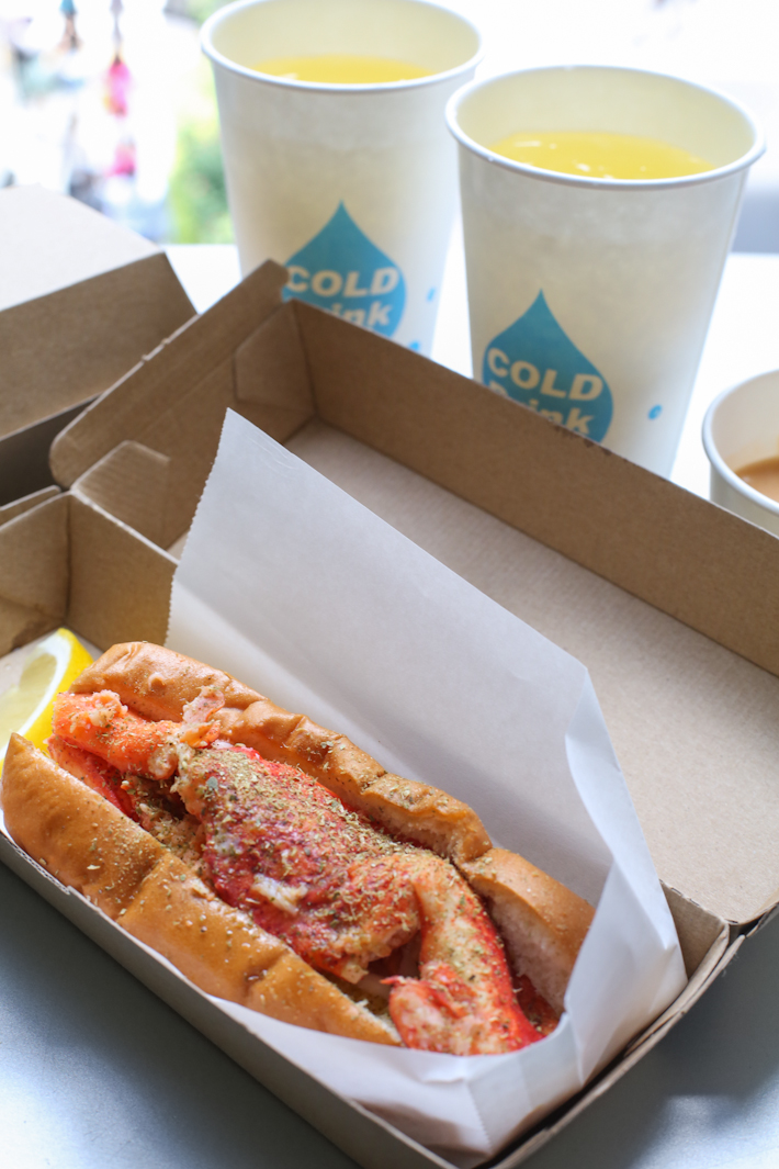 Chunky Lobsters Original Roll