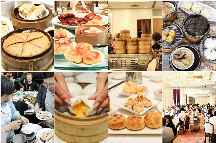 Dim Sum Restaurants Hong Kong