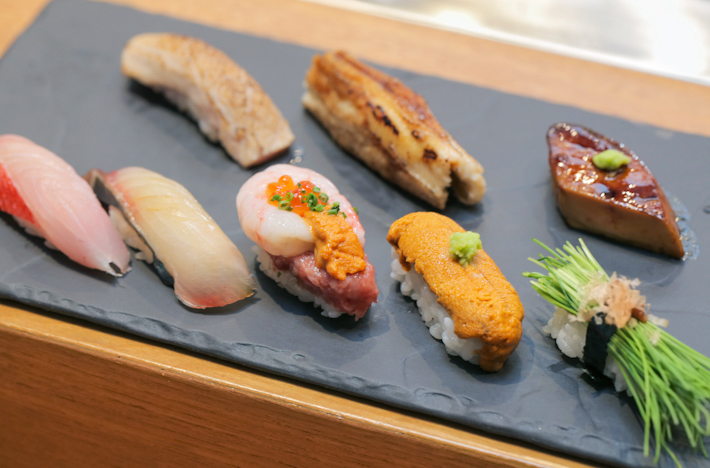 Fat Cow Nigiri 2