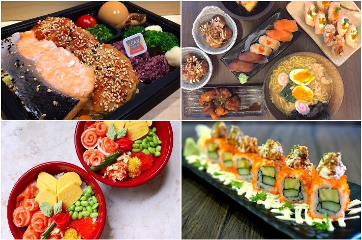 Halal Japanese Eateries Singapore