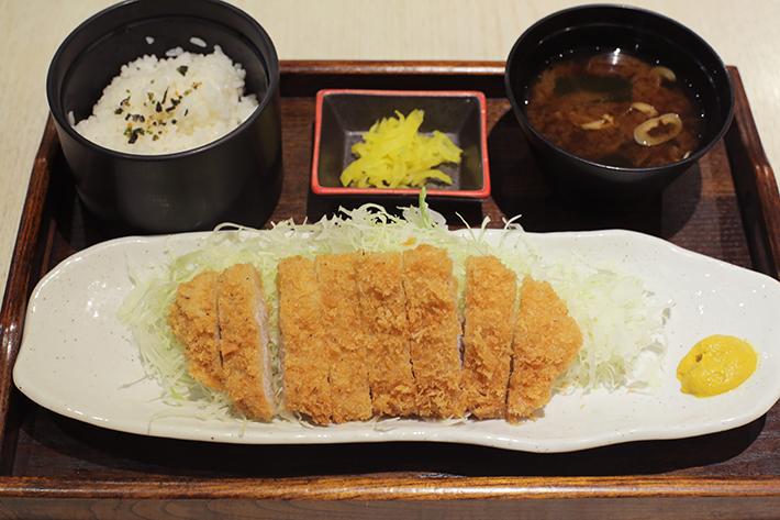 Katsuya Tonkatsu Set