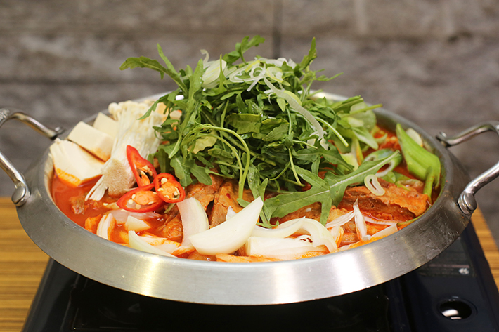Kimchi Korean Restaurant Kimchi Stew