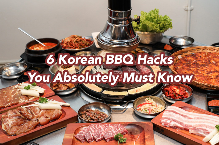 Korean BBQ Hacks
