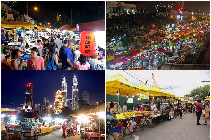 Kuala Lumpur Night Markets