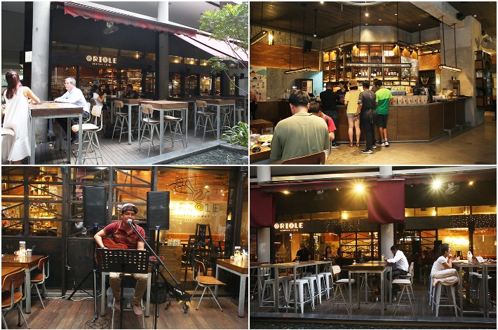 Oriole Coffee + Bar