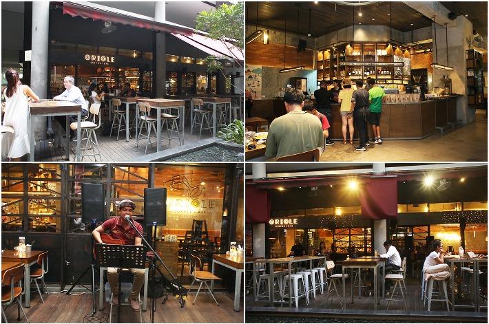 Oriole Coffee + Bar