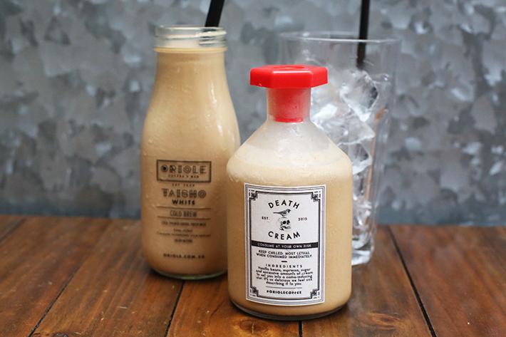 Oriole Cold Brew Coffee