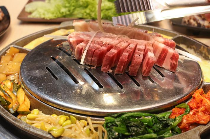Seorae Pork Samgyeopsal